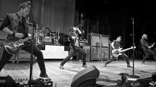 Rockin' as always.