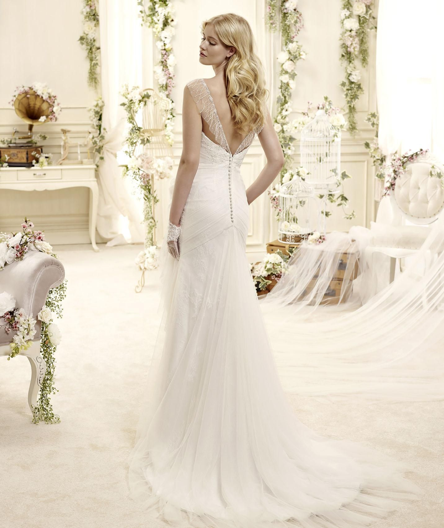Wedding dress colet elti coabiv colet pinterest