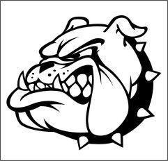 Bulldog 201 Jpg 241 232 Bulldog Drawing Bulldog Clipart