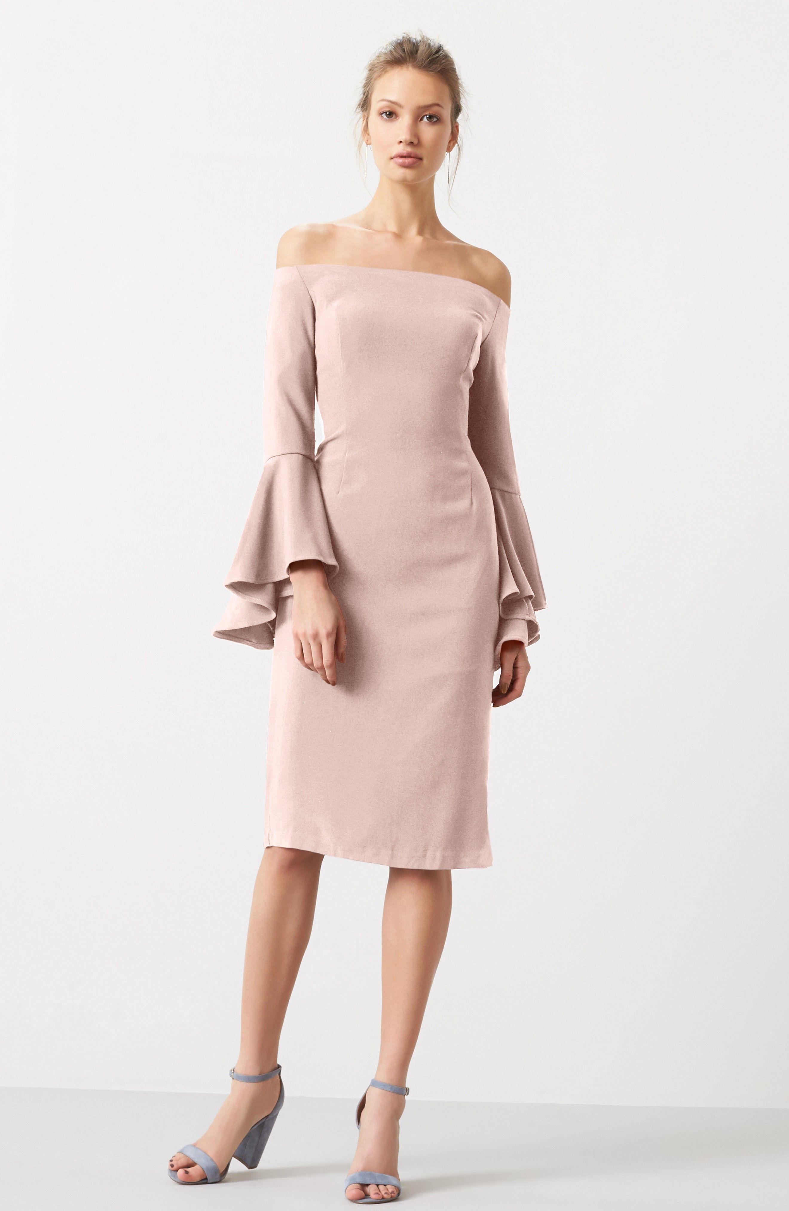 Fall Favorite: Blush | Fashion | Pinterest | Vestidos cortos y ...