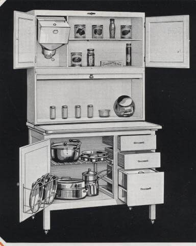 Date Your Coppes Napanee Hoosier Cabinet | Hoosier cabinet ...