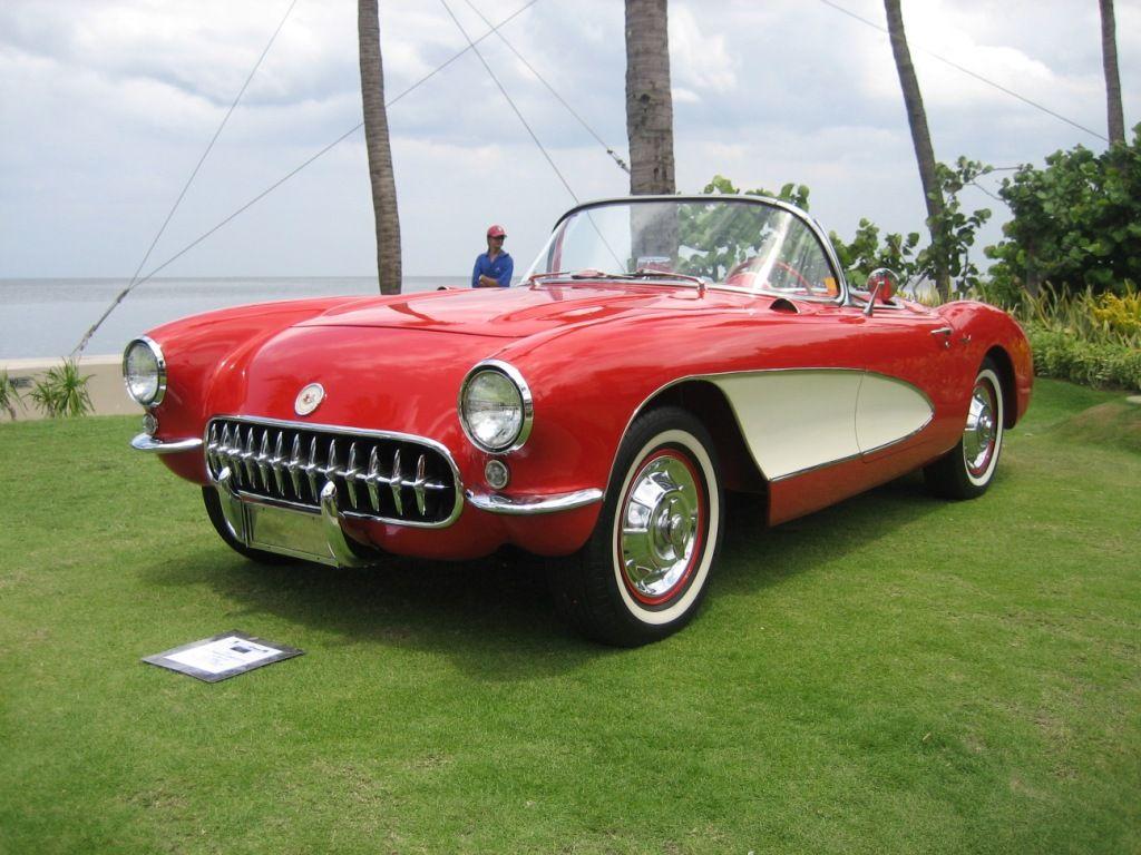 50\'s Corvette   Vehicles I wish I owned.   Pinterest   Corvette ...