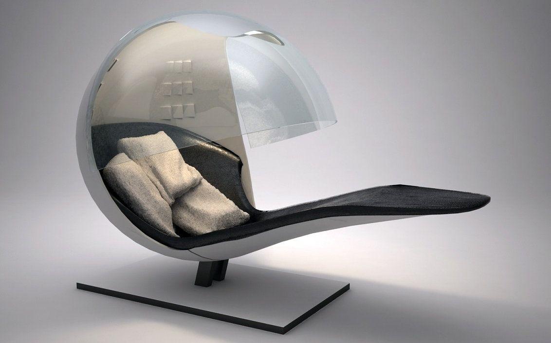 Futuristic Concepts Chairs