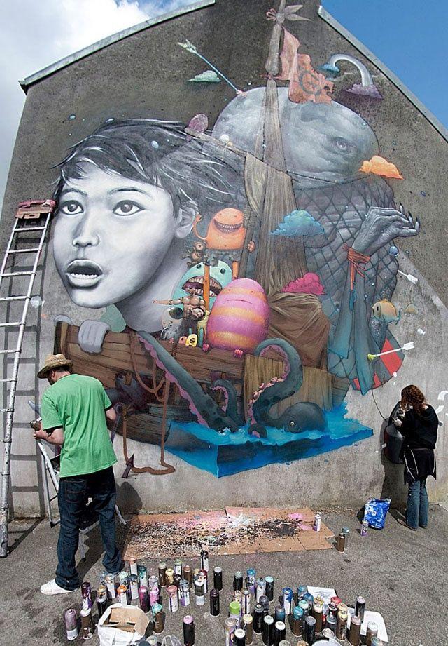 Liliwenn, Brest (F)