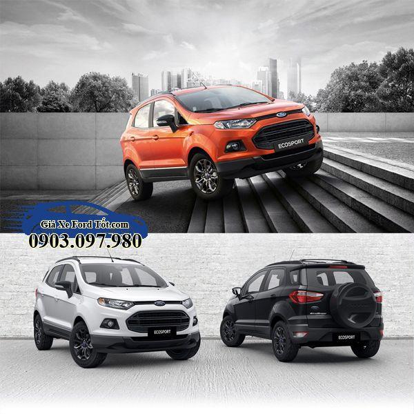 giá xe Ford Ecosport 2017-2018 - Dòng xe Urban SUV với giá bán tốt nhất hiện nay tại HCM chỉ có ở Hoàng Long - Sài Gòn Ford Trần Hưng Đạo.