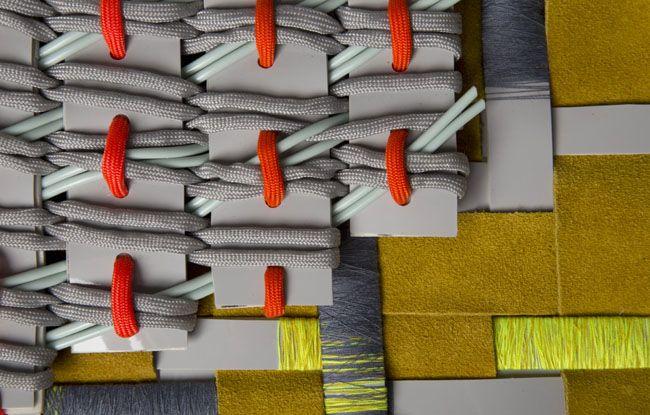 CSM Textiles | Rebecca Skelton | TEXTURA FUTURA | Textile