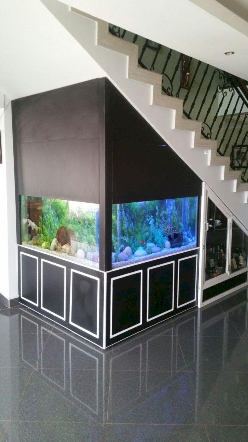 46 Aquarium Stairs Design Ideas Home Stairs Design Stairs Design House Stairs