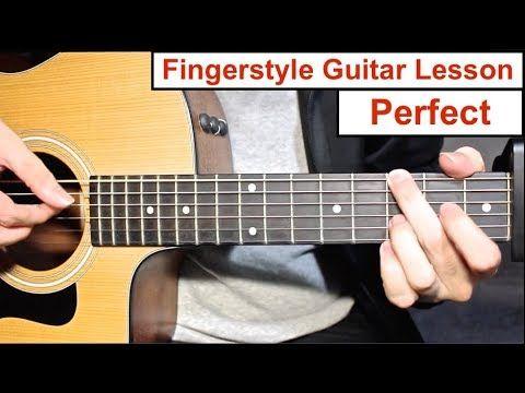 Ed Sheeran Perfect Guitar Lesson Tutorial How To Play Chords