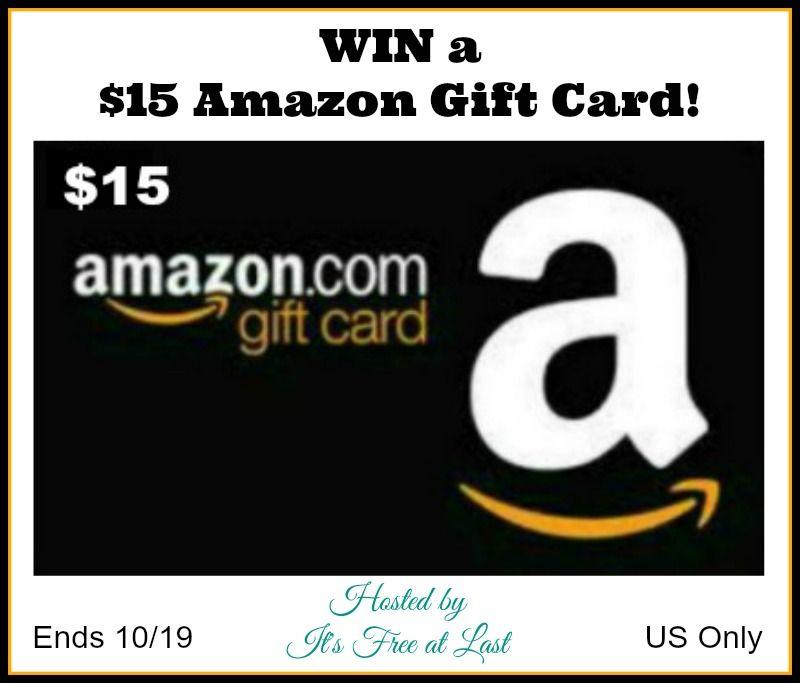 $15 amazon gift card walgreens