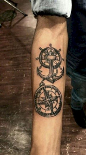 Super Cool Forearm Tattoo Designs For Men 22