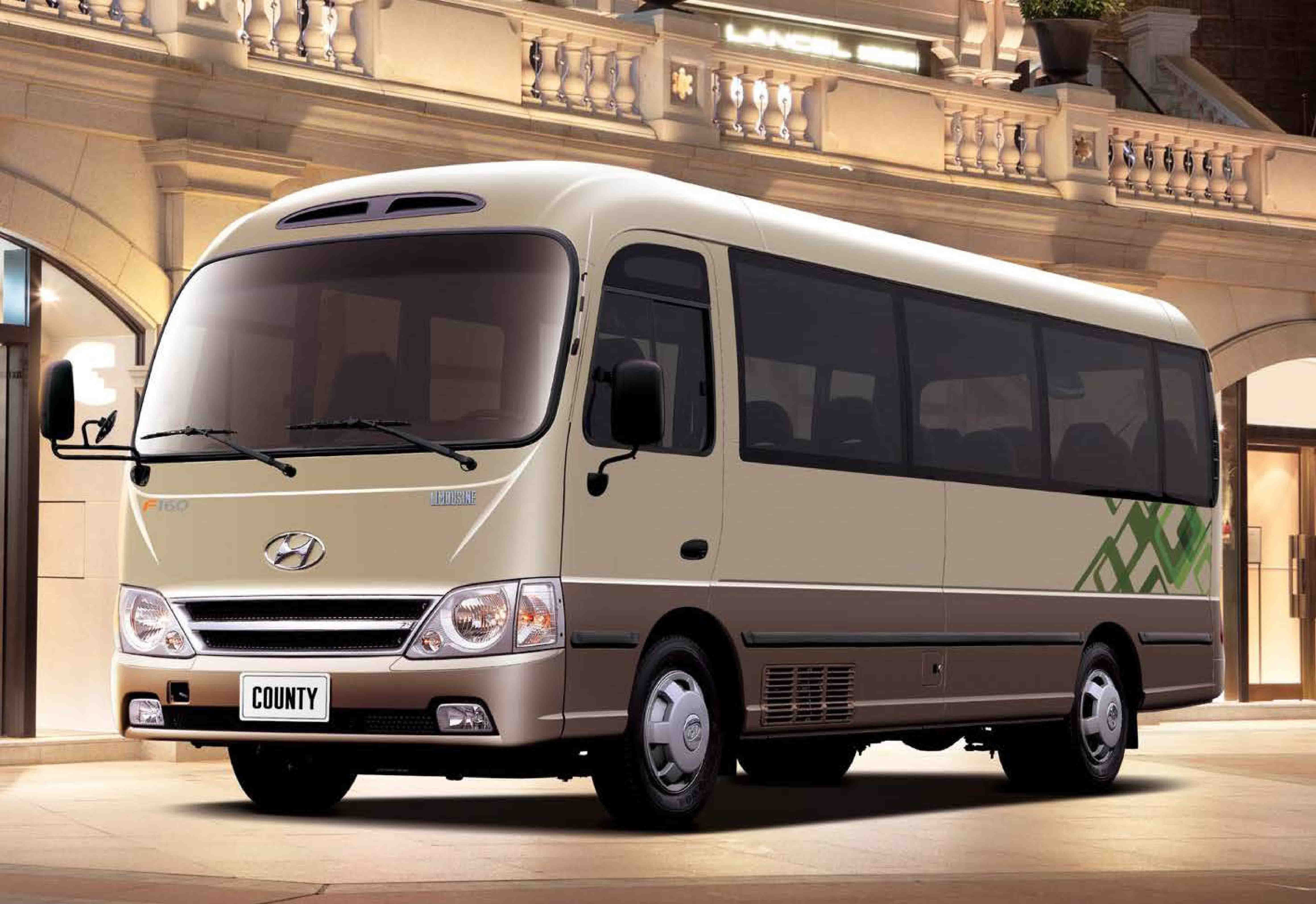 Used Buses 2000 Hyundai County (Short) for sale from S
