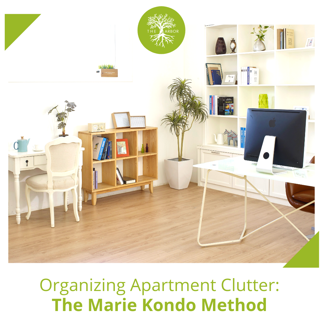 Get inspired for preSpring Spring cleaning Marie Kondo