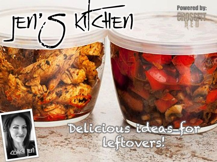 Delicious ideas for leftovers