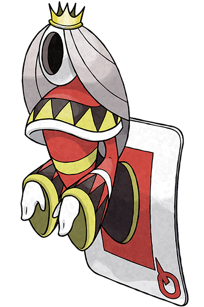 Aceaunt ♂ (Ace + Haunt) Trick Pokémon Type: Ghost/Psychic ...