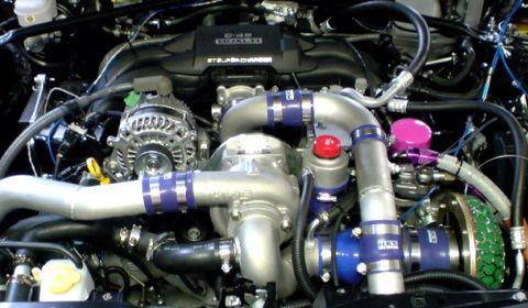 Hks Reveals Supercharger Kit For Toyota Gt86 Subaru Brz And Scion Fr S Subaru Brz Toyota Gt86 Supercharger