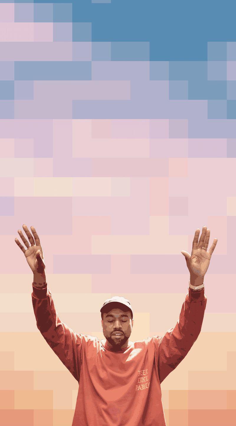 Saved Photos Kanye West Wallpaper Rap Wallpaper Hypebeast Iphone Wallpaper