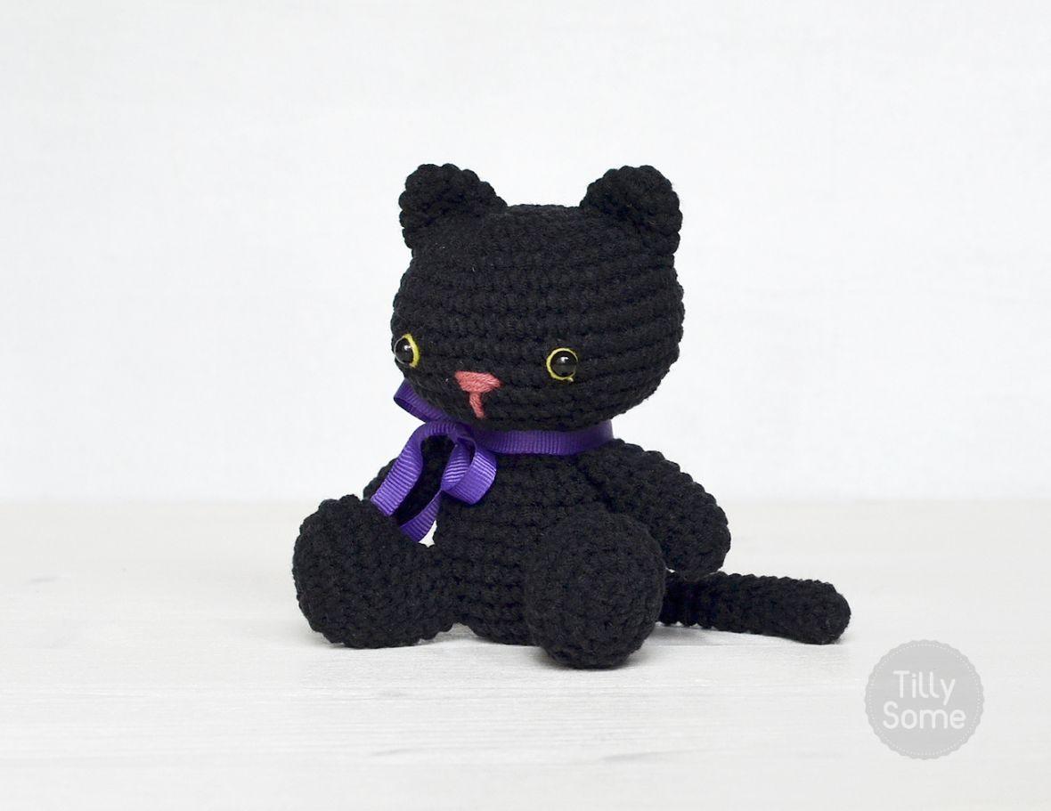 blackcatbytillysome   Crochet ~ Amigurumi   Pinterest   Croché ...