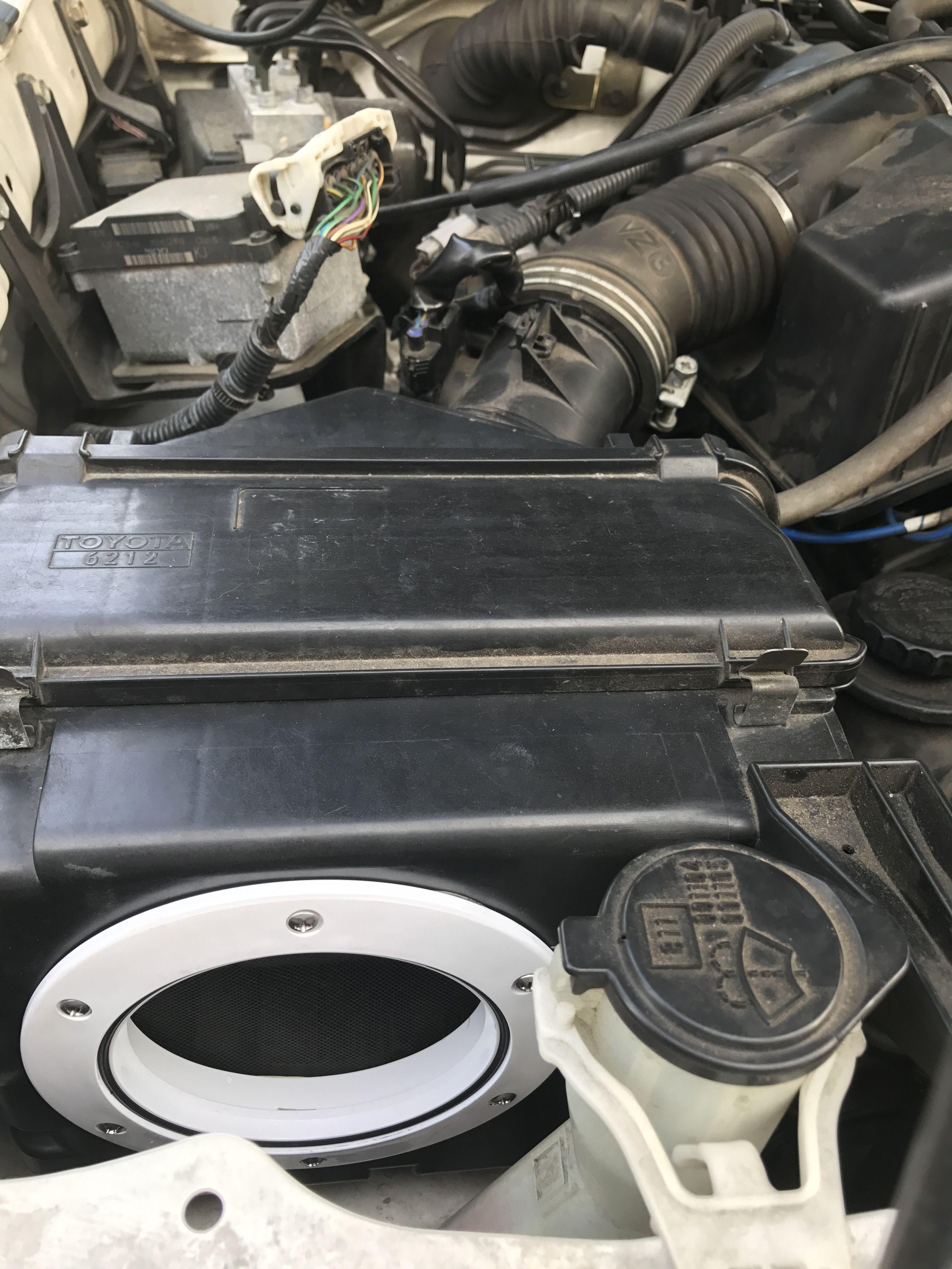 3rd Gen 4Runner Deck Plate Mod. Around 3k rpms makes motor sound like an Infiniti G30.
