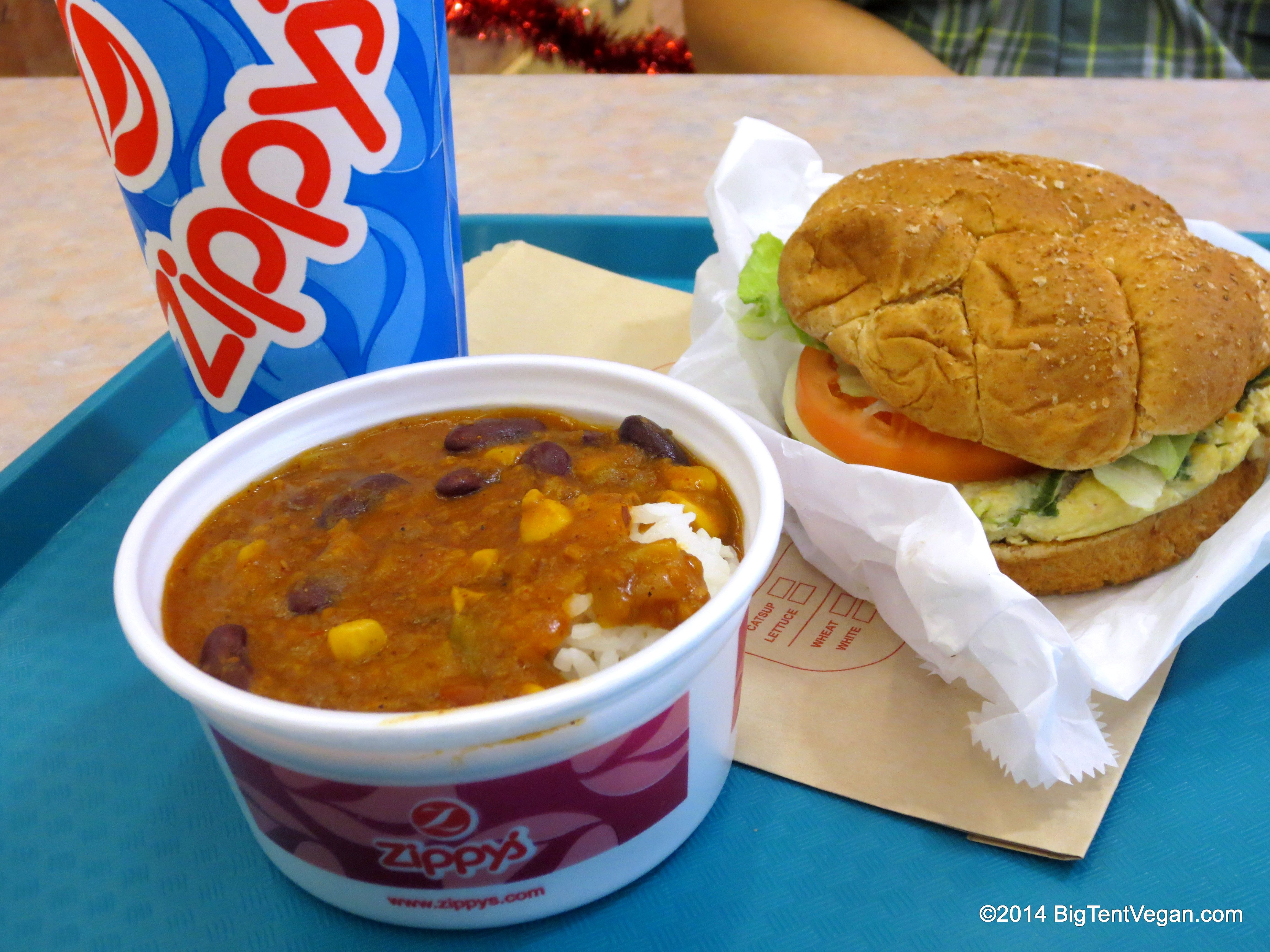 Vegetarian Vegan Chili With Rice Vegi Tofu Burger Request No Mayo Everywhere Oahu Hi Vegan Tofu Burger Vegan Chili Vegetarian