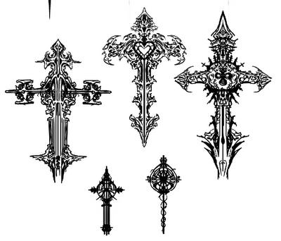 christ cross tattoo designs| christian | Tattos | Celtic ...