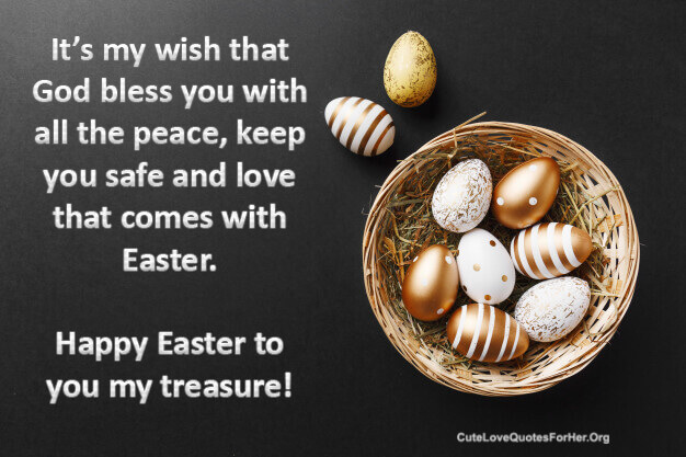 50 Happy Easter 2020 Love Quotes And Messages With Images Happy Easter Quotes Happy Easter Love Quotes