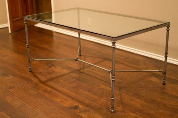 Pier One Medici Glass Table Home Decor Furniture Home