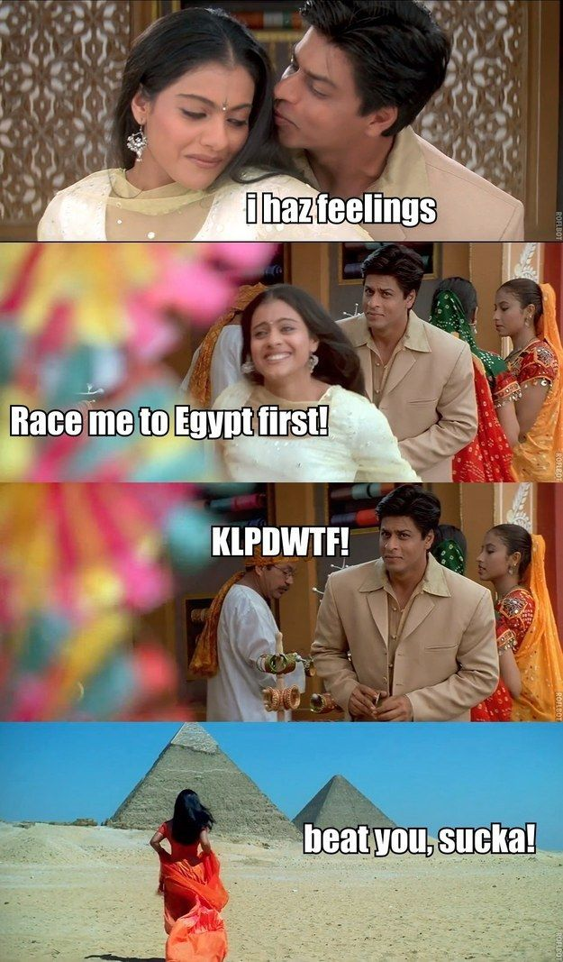 19 Bollywood Tropes That Would Be Weird In Real Life