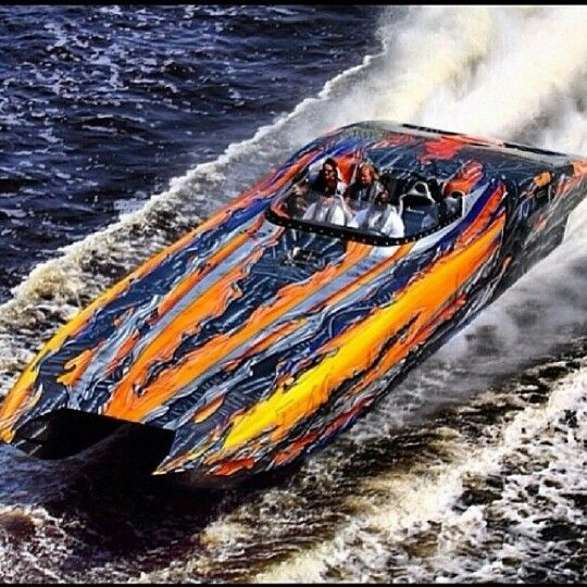 Mti Powerboat Offshore Boats Power Boats Speed Boats Racing