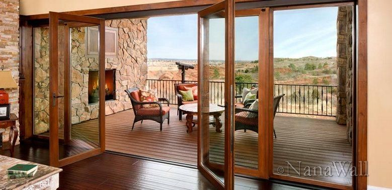 Swing Slide Glass Doors from NanaWall | Architecture