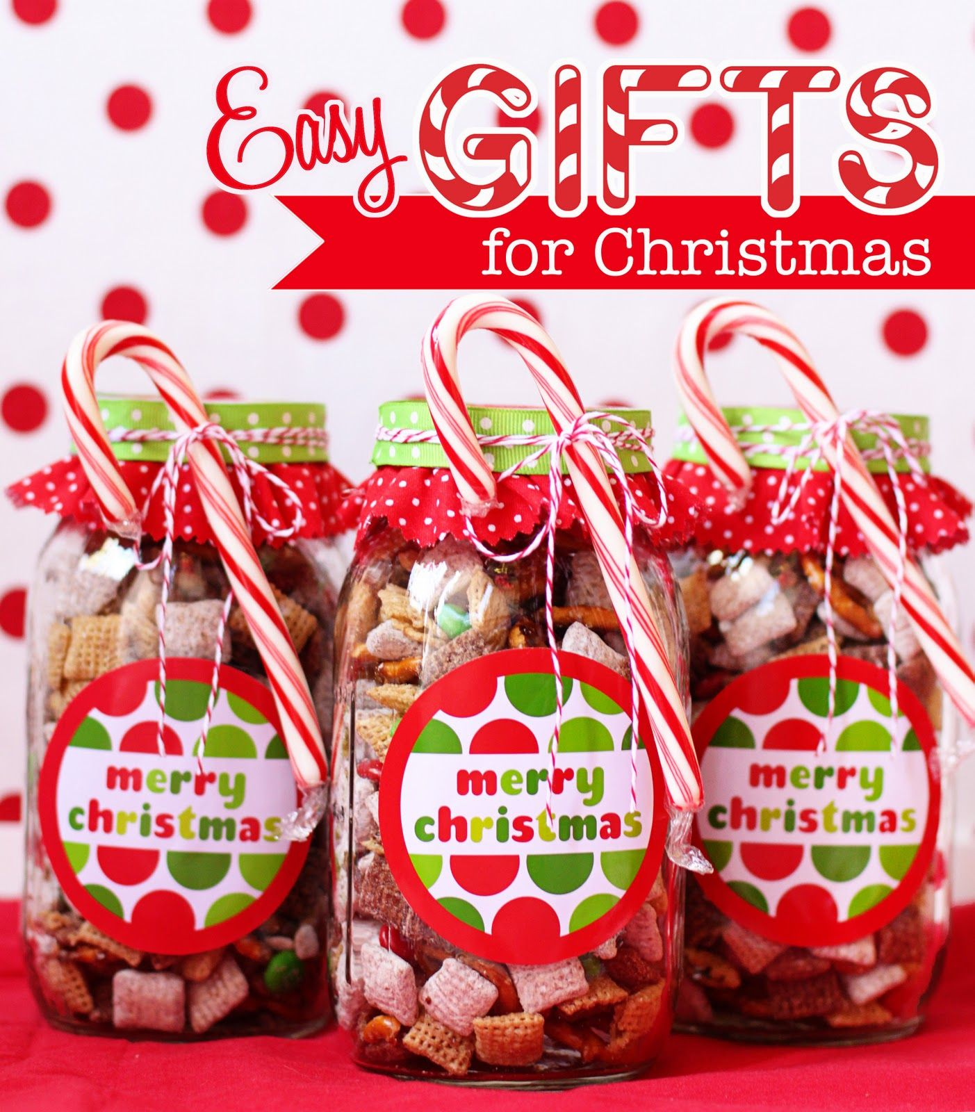 Christmas sweet gifts ideas