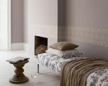 peinture salon chocolat et taupe salons. Black Bedroom Furniture Sets. Home Design Ideas