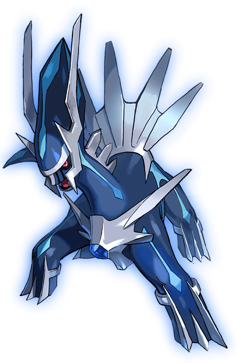 Dialga Pokemon Pinterest