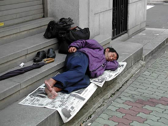 Poverty is the lack of money to be unable to have a shelter, food, and clothing. The basic needs of everyday life.