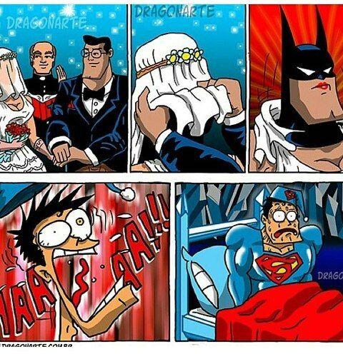 "(@dcuniverse52) en Instagram: ""What a Nightmare!! XD #dcuniverse52 #dccomics #dcuniverse #dcheroes #batmanvsuperman #batman…"""