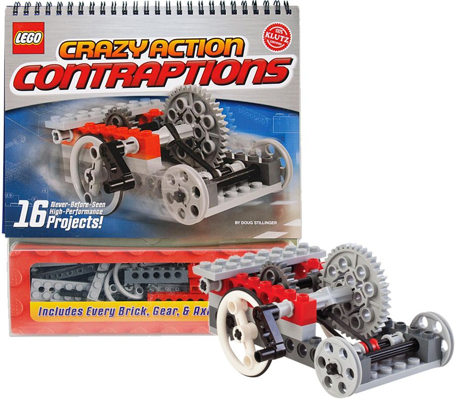 Klutz LEGO Crazy Action Contraptions and over 7,500 other quality ...