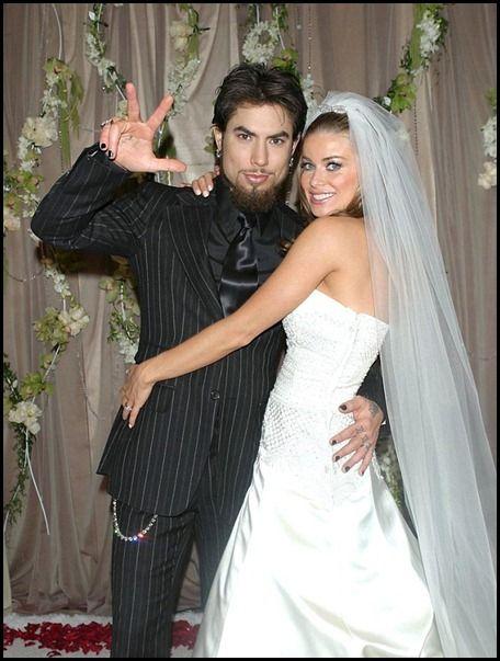 Carmen and dave wedding