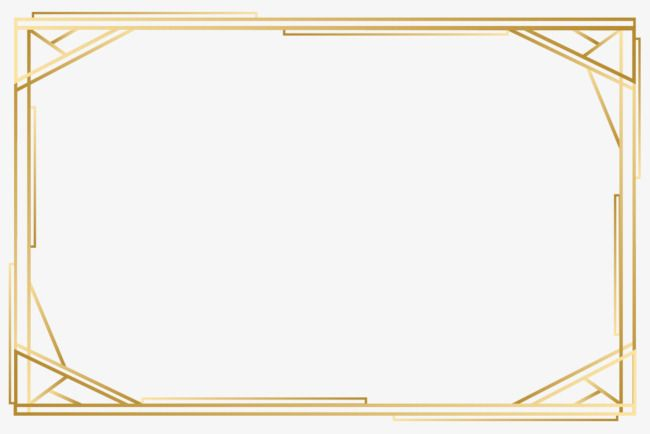 ناقلات الذهب فريم صورة Png هد ناقلات المواد Png و فيكتور Frame Border Design Frame Picture Frames