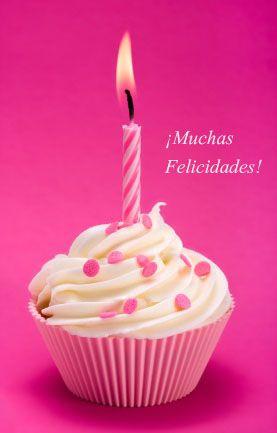 Feliz Cumpleaños, Happy Birthday HERMANITA
