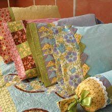 Pillowcases with tutorial ~ amandamurphydesign