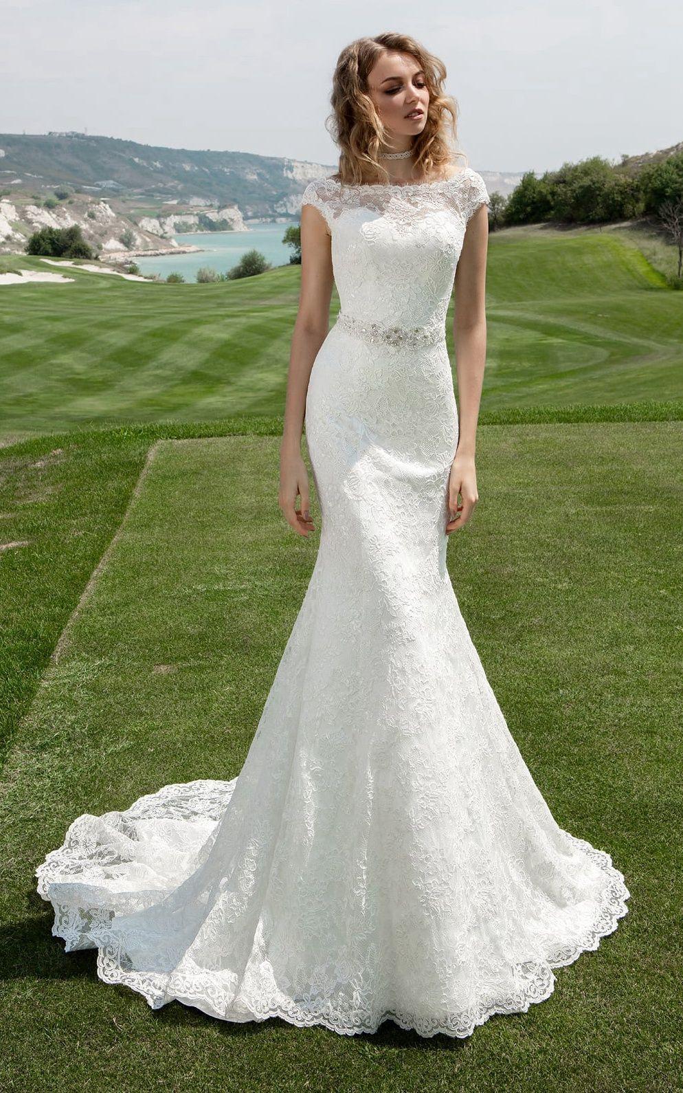Your Vintage Romance Sophisticated Lace Wedding Dress Now On Sale 142 13 Www Dorisweddi Sheath Wedding Dress Lace Short Sleeve Wedding Dress Wedding Dresses [ 1590 x 994 Pixel ]