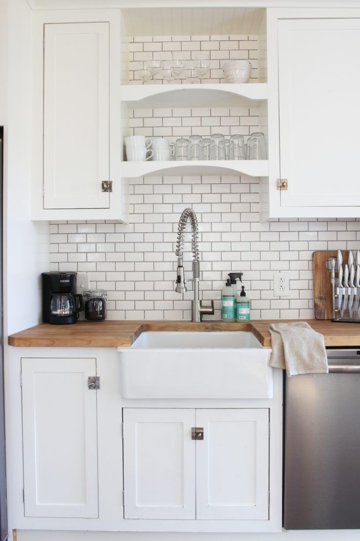 Bryant House Kitchen And Dining Room Airbnb Makeover Modern