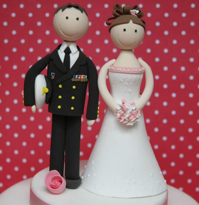 british wedding cake toppers royal navy cake topper wedding inspiration 12172