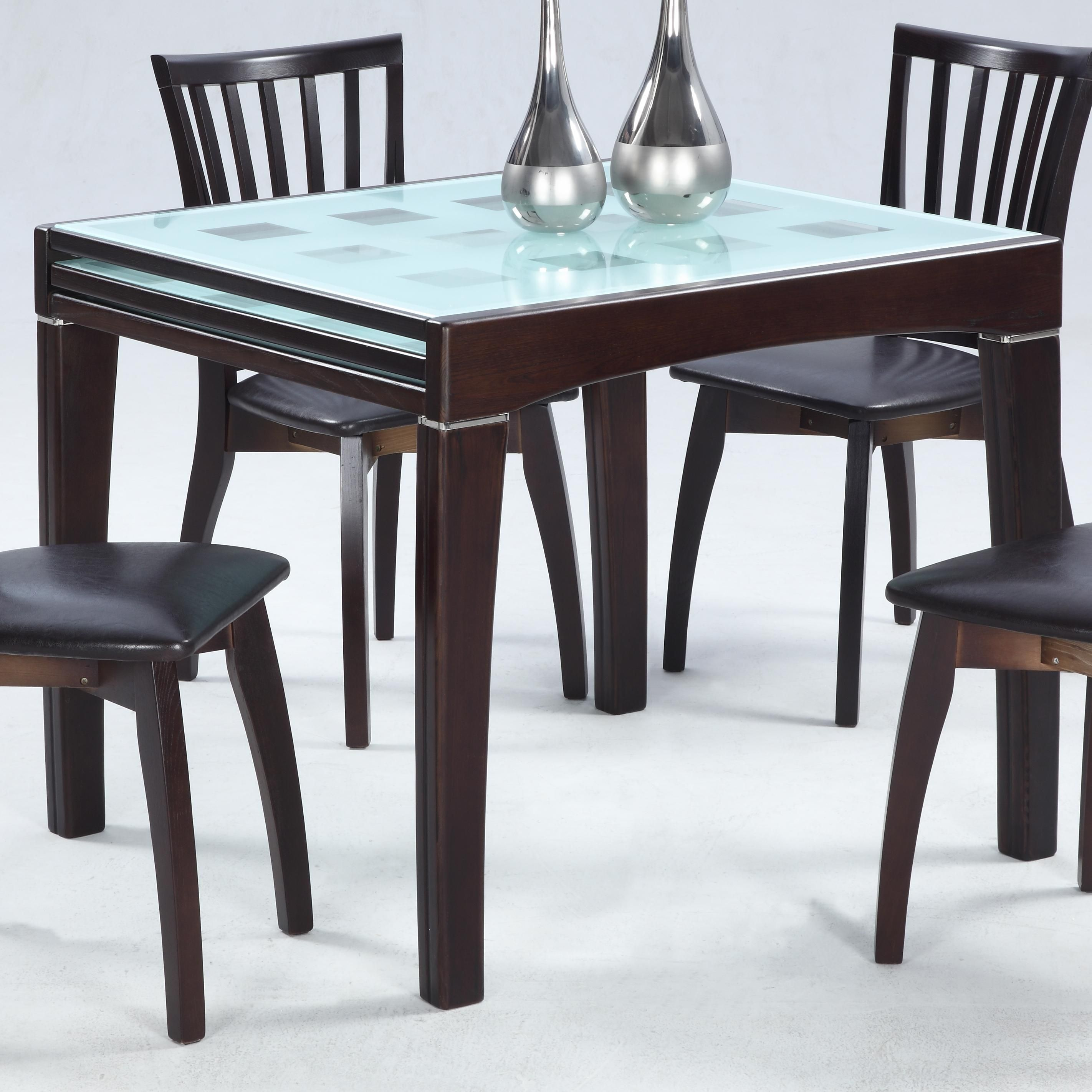 Square Dining Room Table With Extension