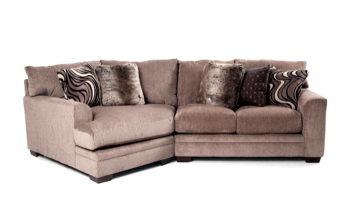 Best Luxe 2 Piece Right Arm Facing Sectional With Cuddler 400 x 300