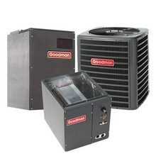 Goodman 2 Ton 15seer 1998 Commercial Air Conditioning Heating And Air Conditioning Central Air Conditioners