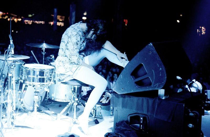 carla azar drummer