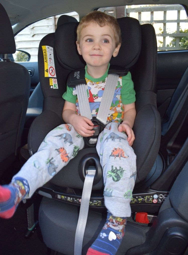 Britax Römer Dualfix Group 0+/1 Tried And Tested Britax Römer Dualfix I Size Car Seat
