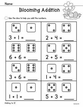 Easter Activities | Kids math worksheets, Math literacy ...