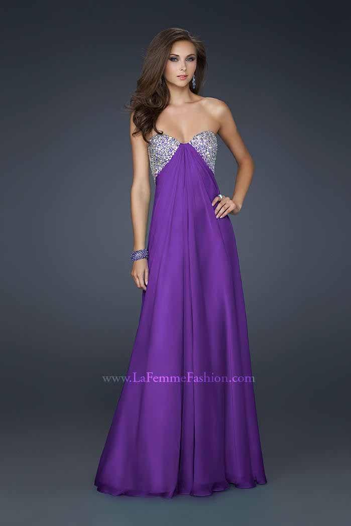 La Femme Prom 17118 | clothes. | Pinterest | Ultima