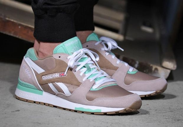 Reebok spices things up with the Reebok GL 6000 Athletic